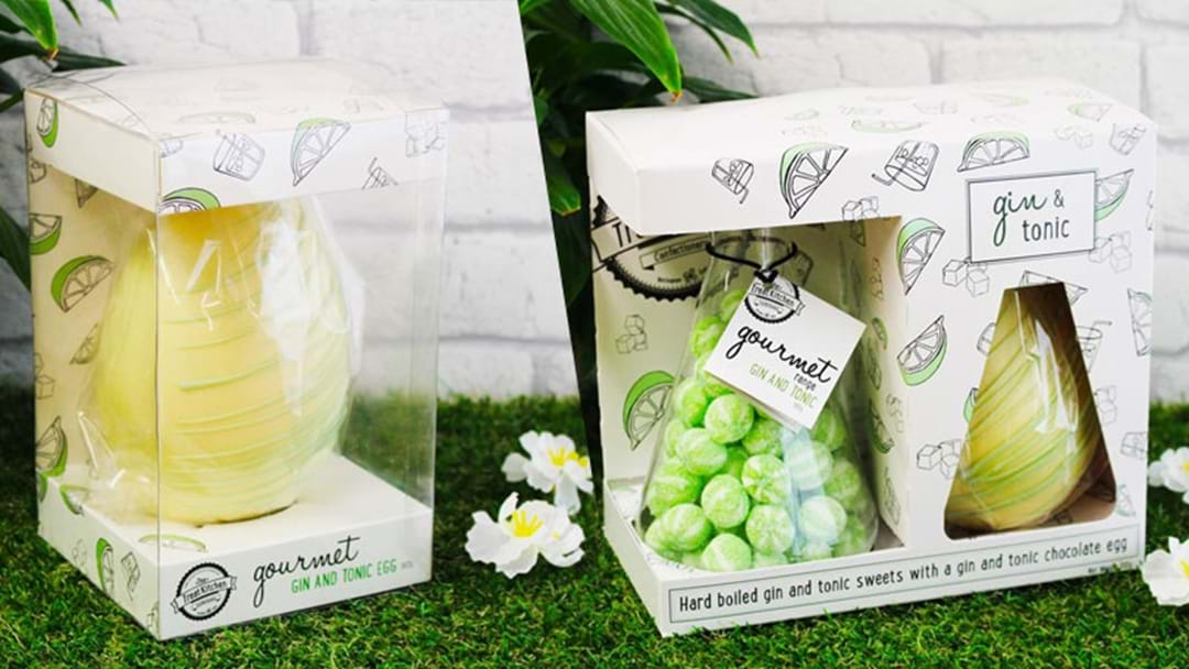 Gin & Tonic Easter Eggs Are Here To Get You Through The Long Weekend