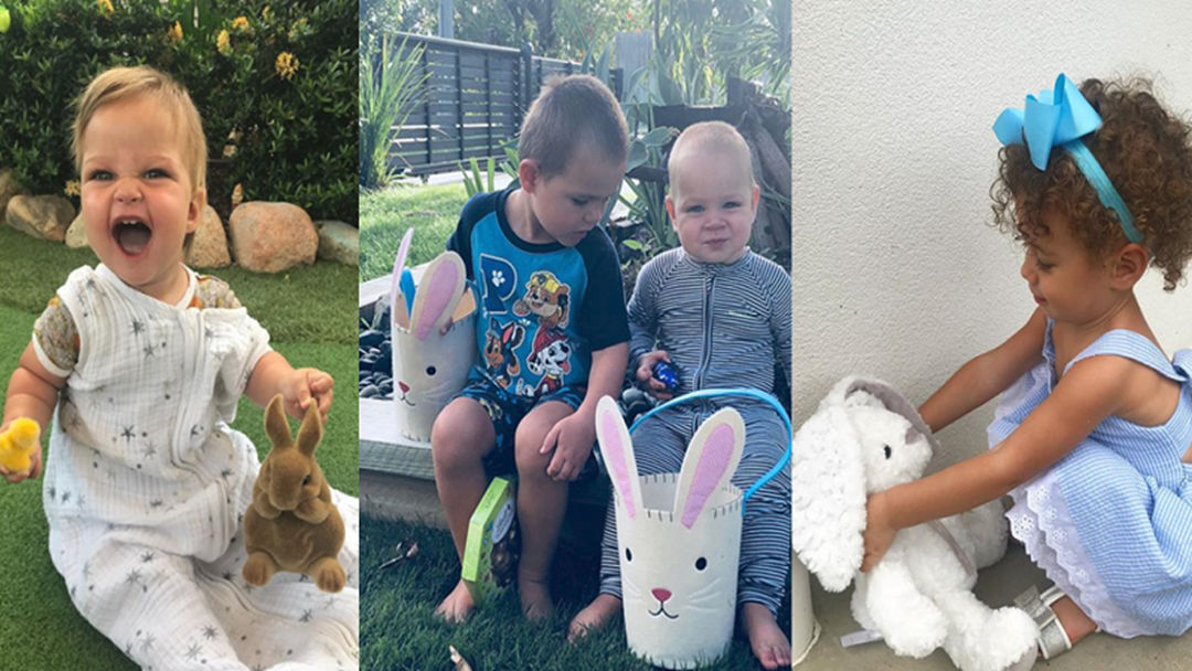 Easter Posts From Cowboys Players Set New Definition Of 'Cute'