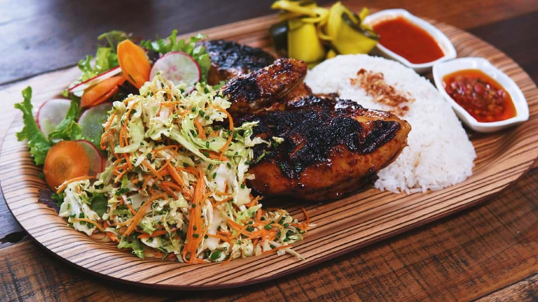 A New Indonesian BBQ Joint Has Opened In Newtown