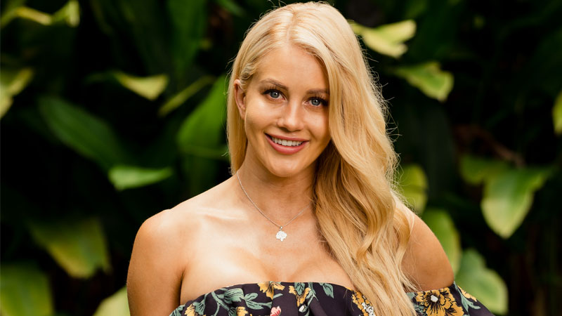 Who is ally from bachelor dating