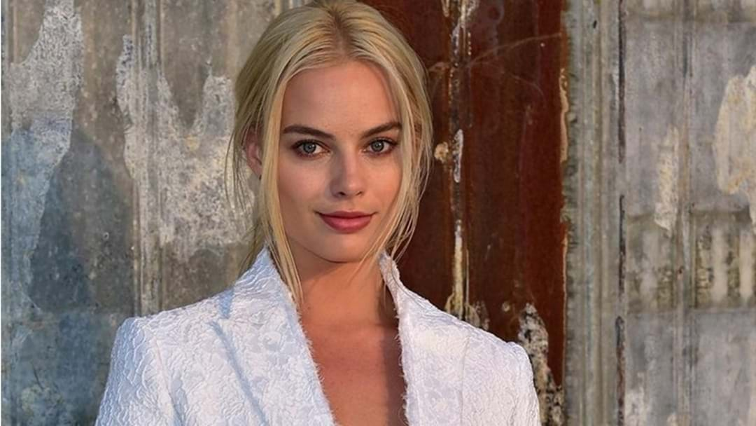 Margot Robbie Made her Way Home to Dalby for Easter