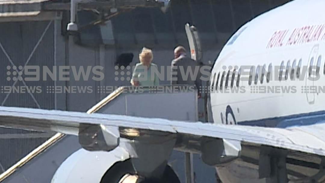 Prince Charles, Duchess of Cornwall visit Wagga, Gundagai