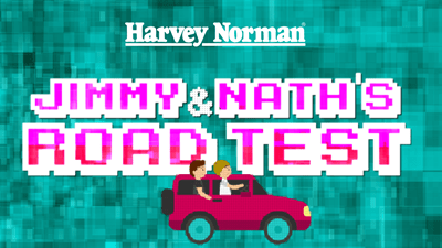 Jimmy&Nath's Roadtest