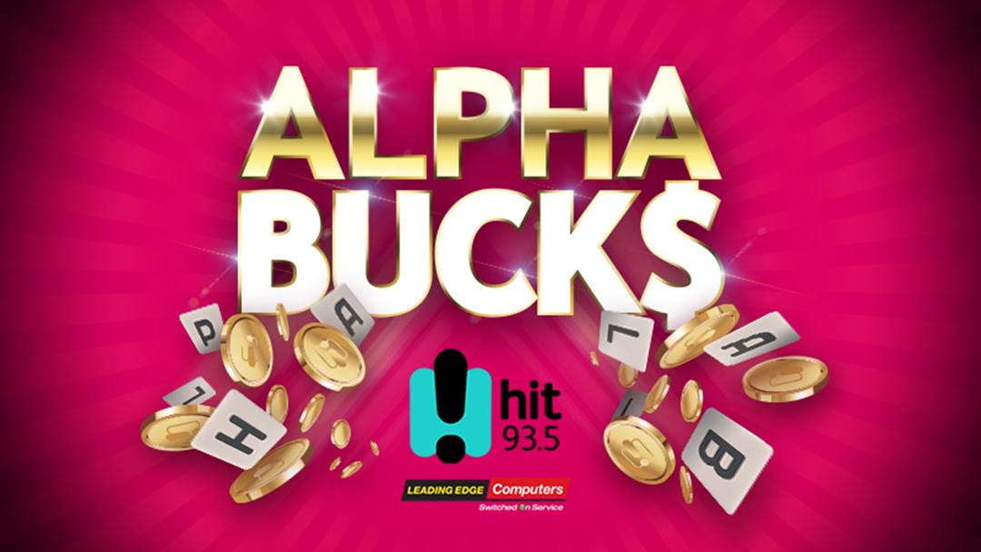 hit93.5's Alphabucks