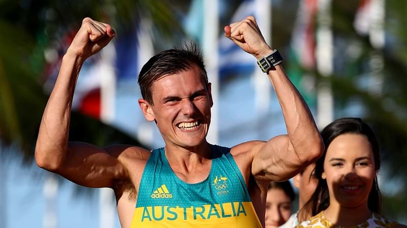 Games: Horton, relay team give Australia golden start in the pool