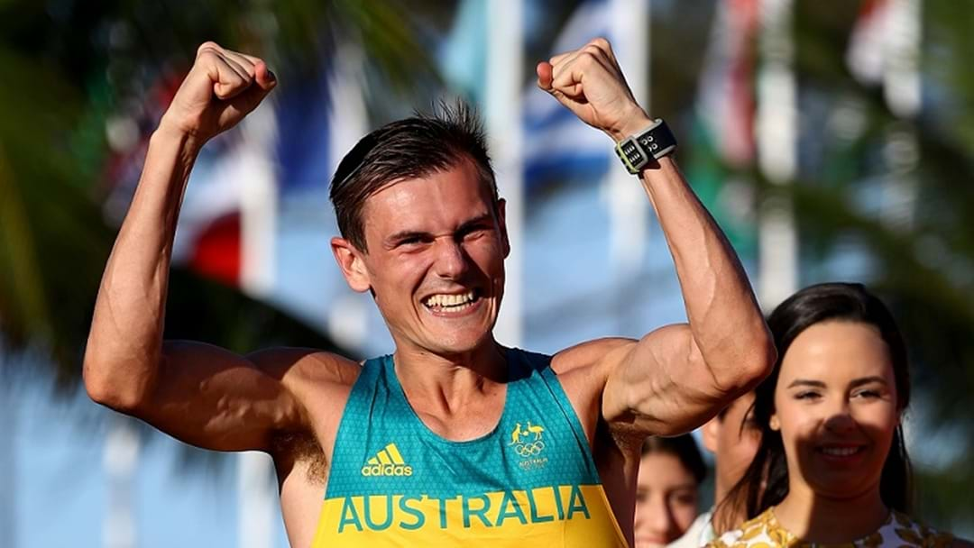 Gold Medal Double Kick Starts Australia's Athletics Campaign