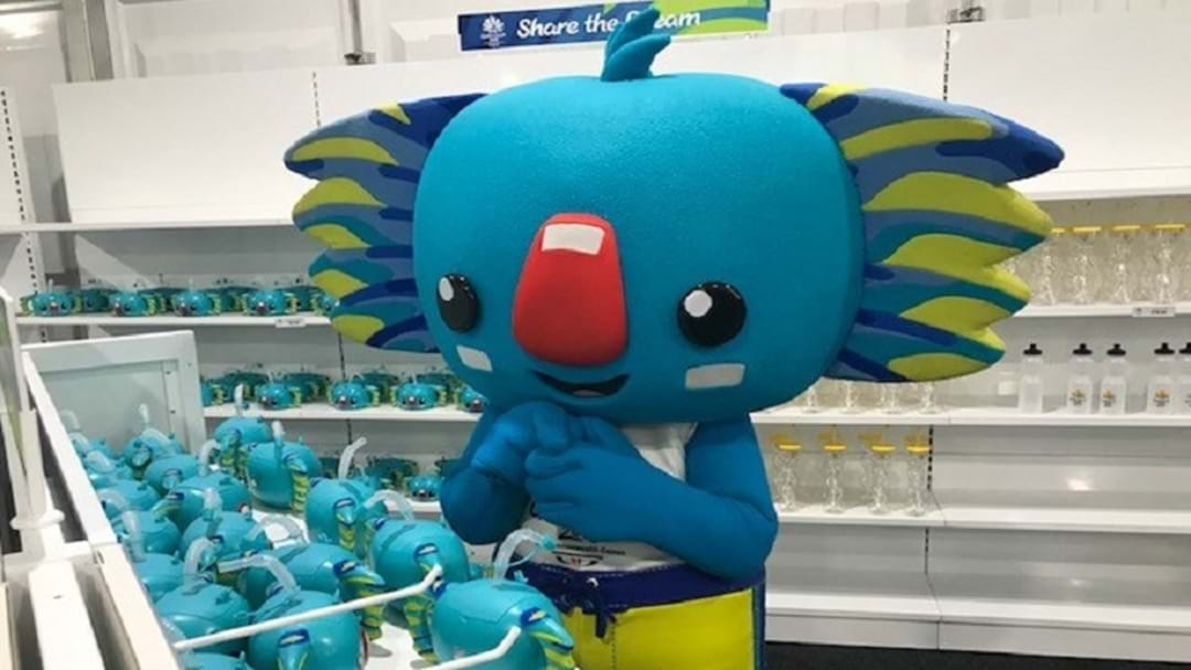 Bid To Save Commonwealth Games Mascot From Storage