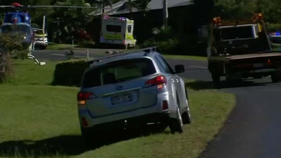 Elderly Woman Dies After Being Run Over In Her Driveway