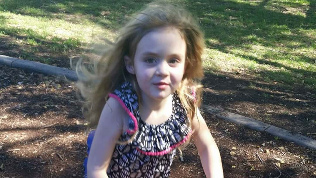 FOUR-YEAR-OLD TO CUT HAIR FOR ANNABELLE POTTS