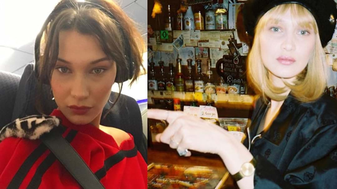 Bella Hadid's 'Alter Ego' Insta Account Is So Good We Want One Too