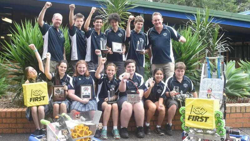 Article heading image for Hastings Secondary College Robotic Team To Take Houston!