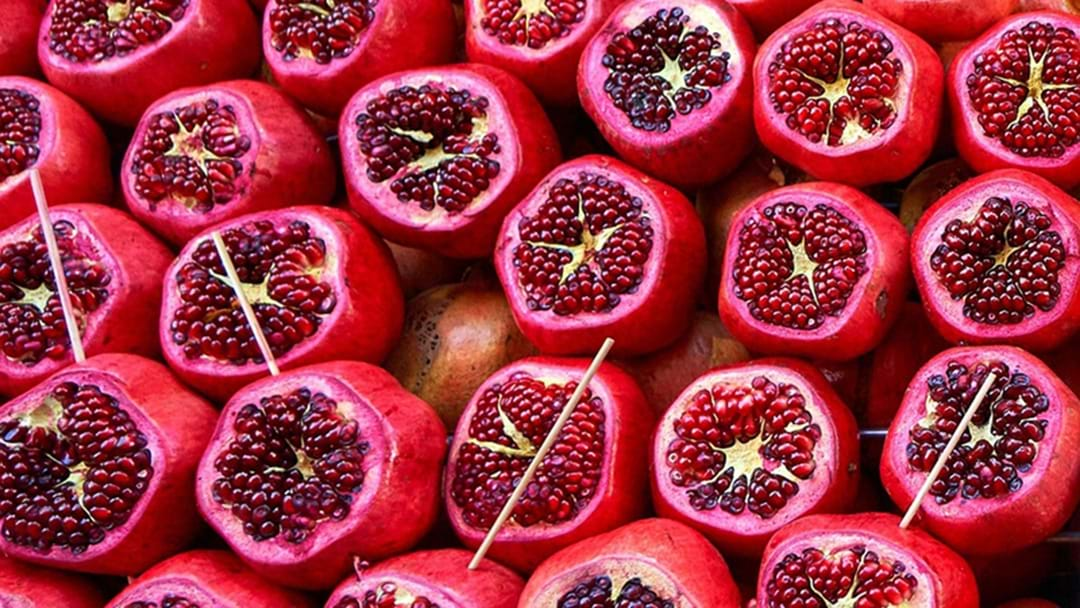 Frozen Pomegranate Recall Linked To Hepatitis A Outbreak