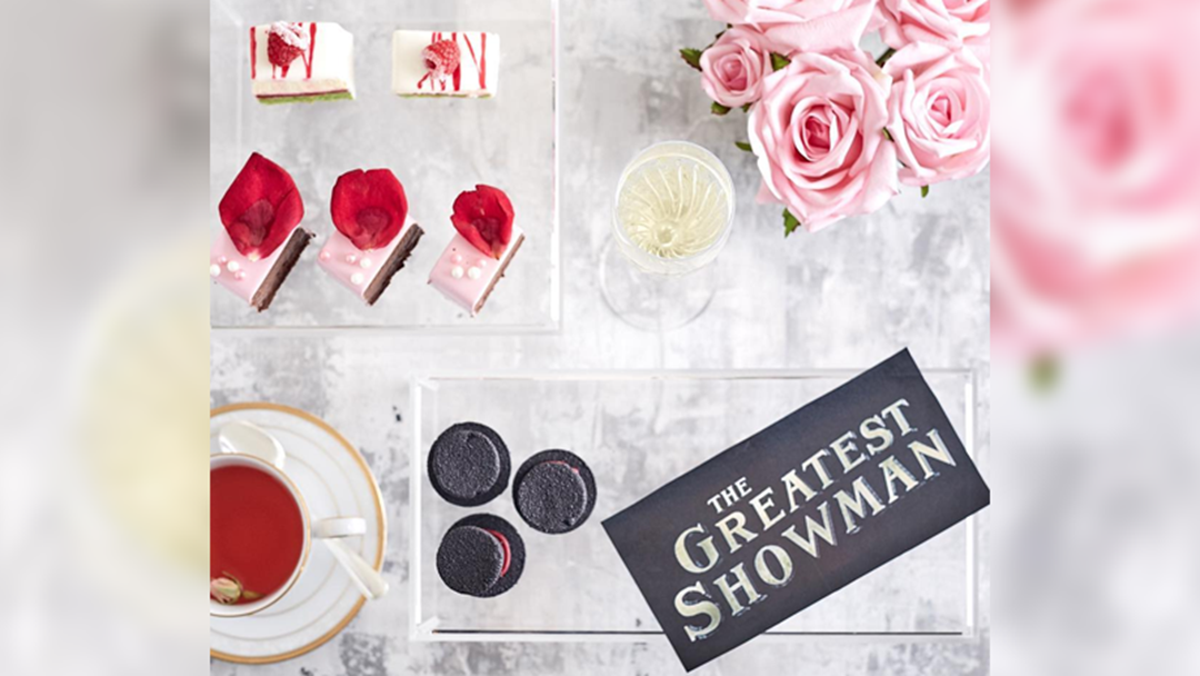 Melbourne Is Getting 'The Greatest Showman' HIGH TEA!