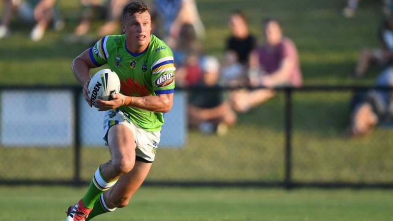Raiders release statement regarding Jack Wighton