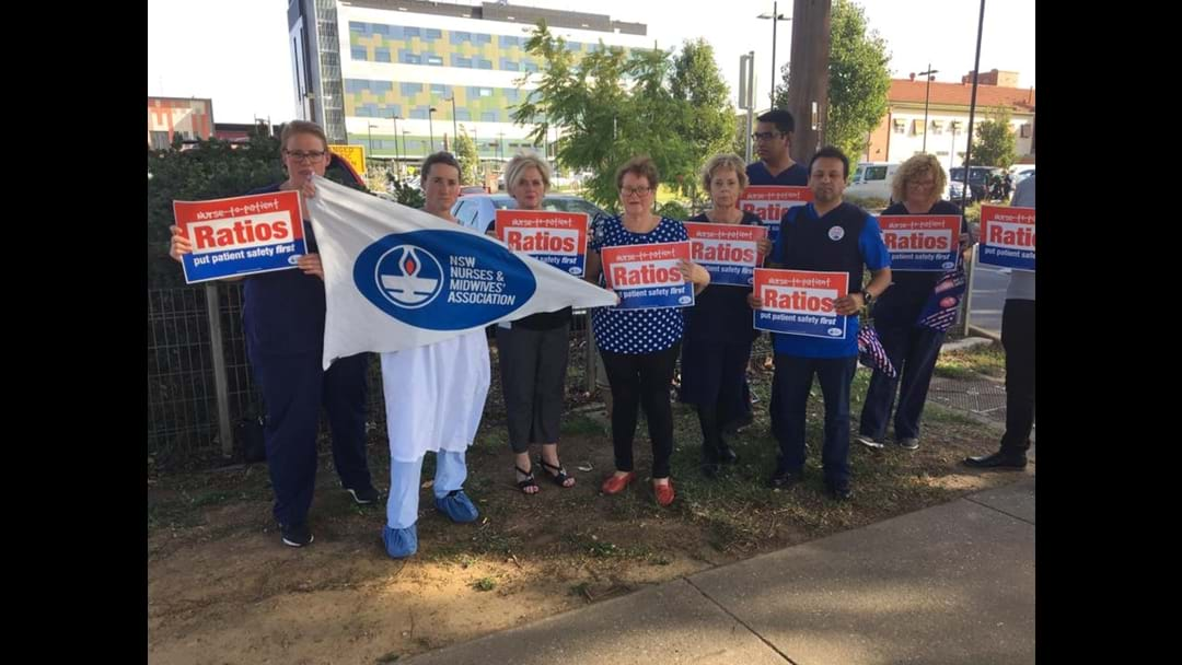 Wagga Base nurses say they're understaffed and under pressure