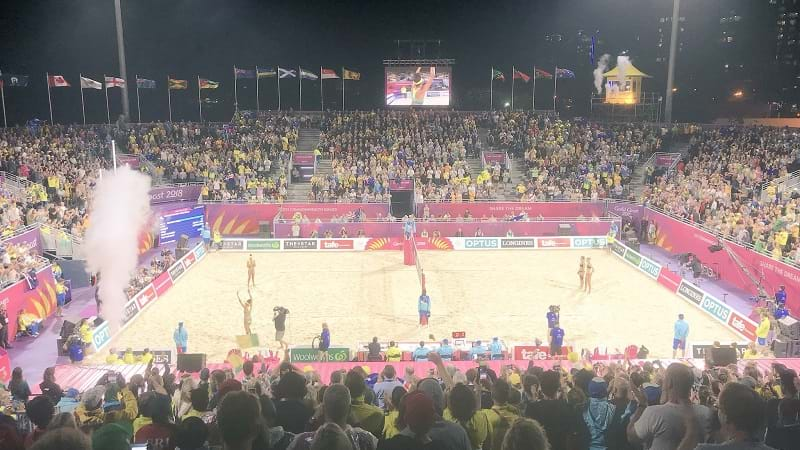 Commonwealth Games: England lose volleyball bronze match to New Zealand