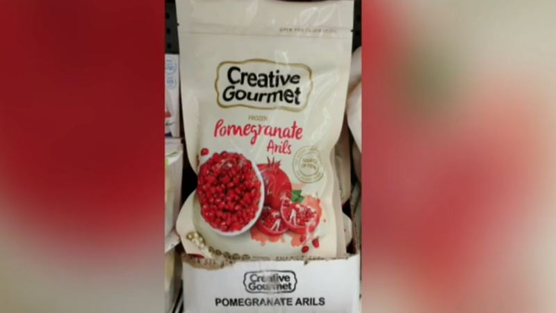 Article heading image for Warning Issued For Frozen Fruit After Links To Hep A
