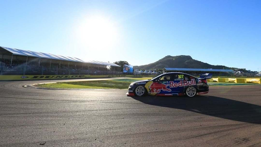 The Supercars in Rockhampton could be here sooner than you thought!