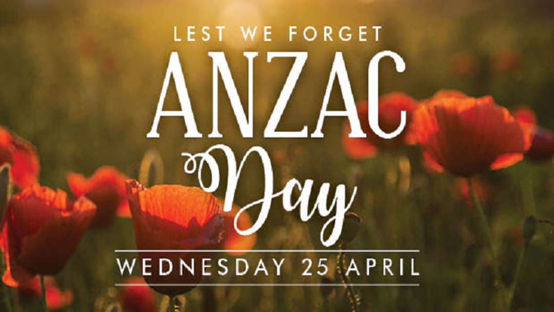 Central Coast ANZAC Day Services
