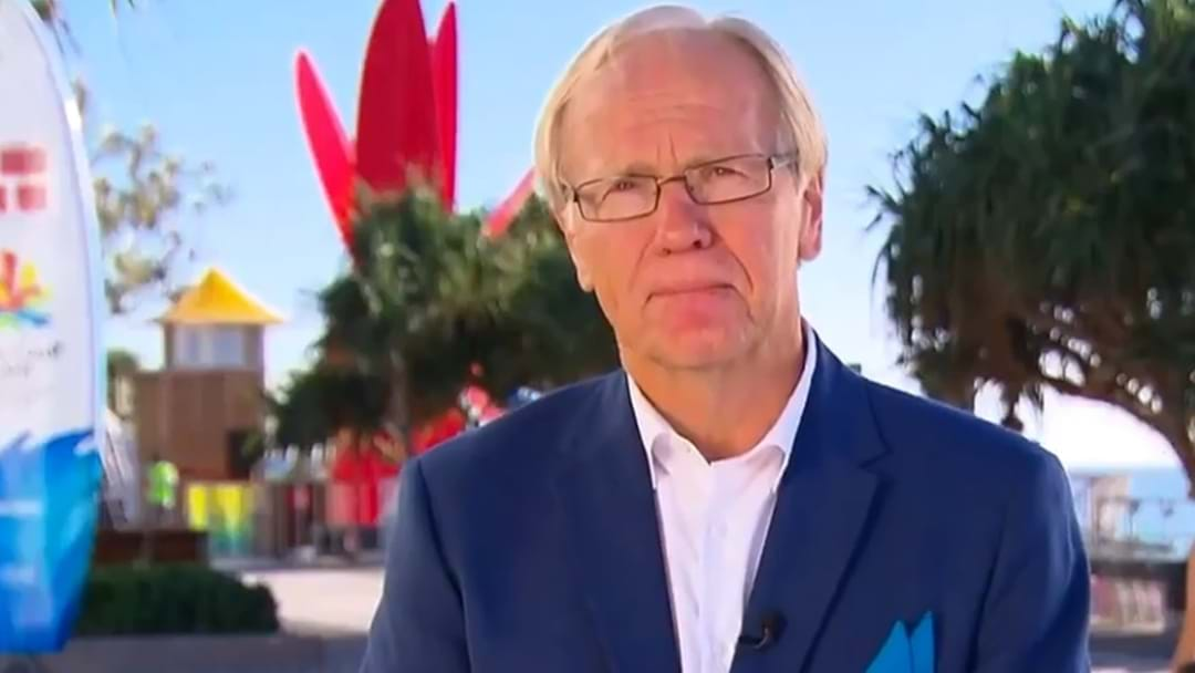 Comm Games Chairman Peter Beattie Apologies For Closing Ceremony Blunder