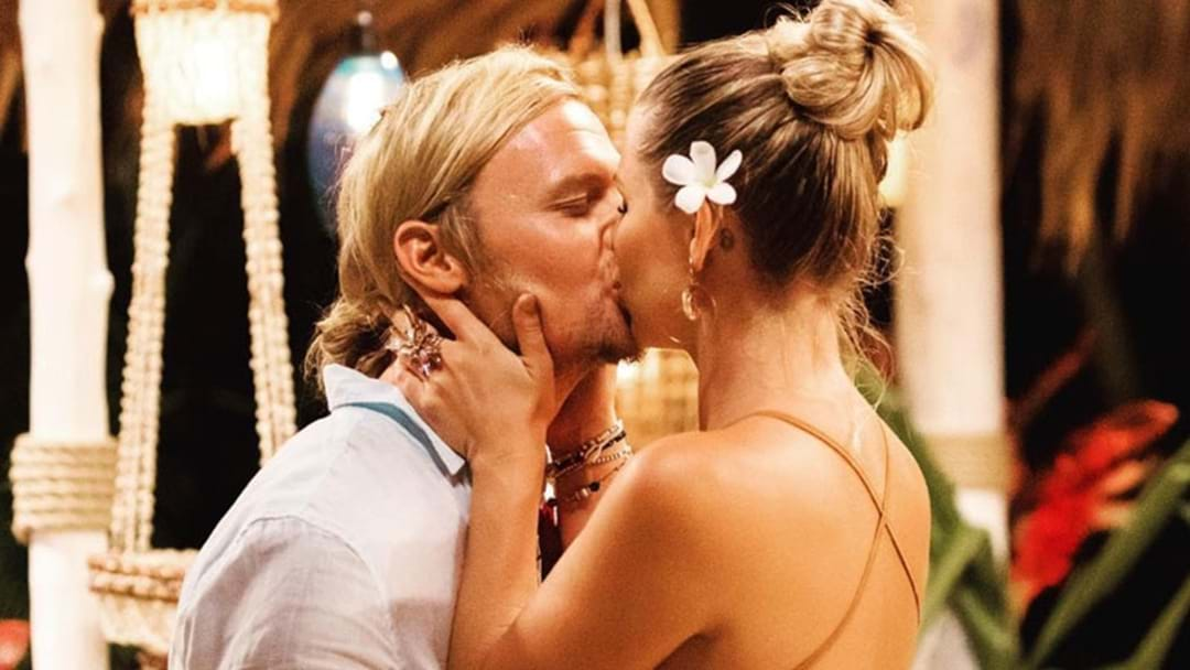 Sam & Tara Are Officially Engaged!