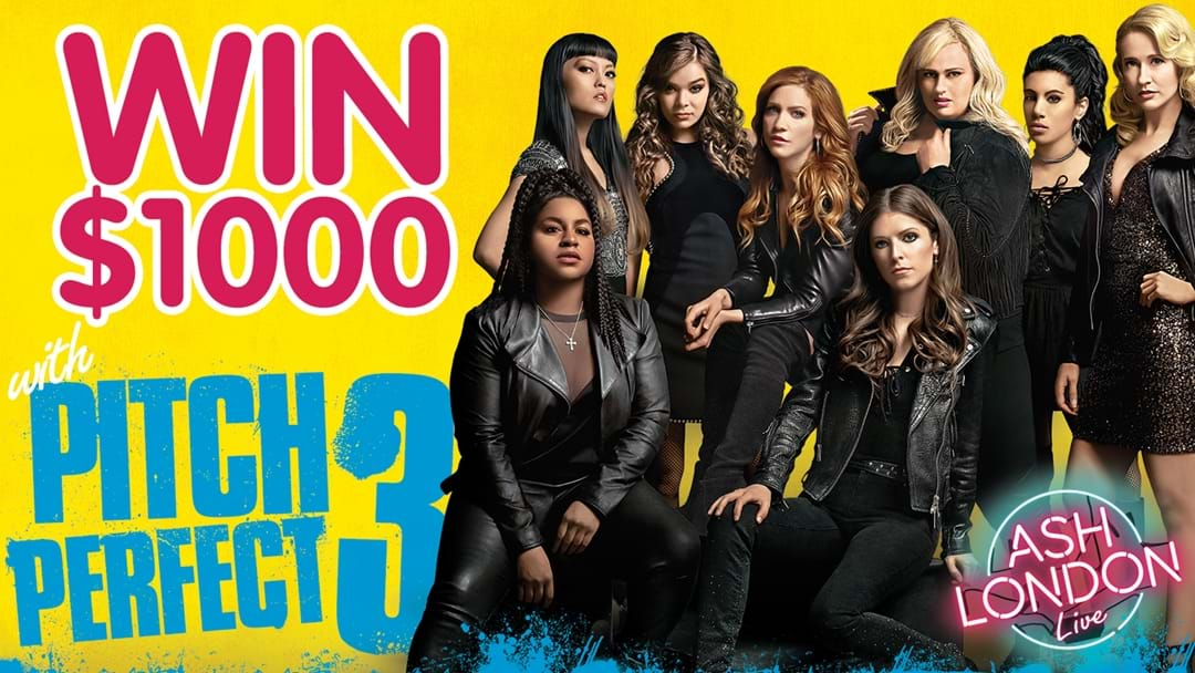 Play Sxc-Oke with Sxc Vi Vi - The Pitch Perfect 3 Edition!