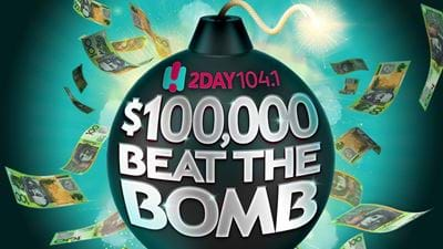 2DayFM's $100,000 Beat the Bomb