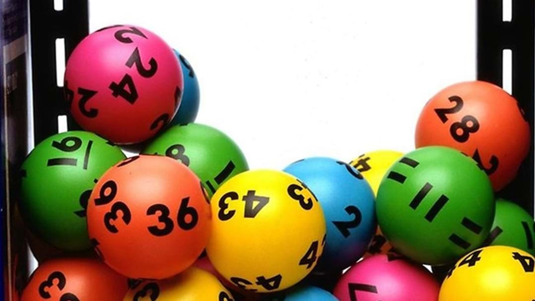 A Perth Granny Found A $10 Million Winning Lotto Ticket Amongst Old Receipts!