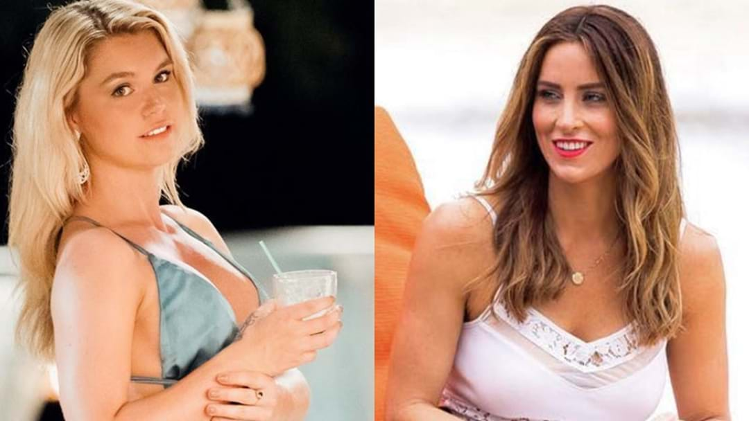 "Simone Apologises To Rachael After Calling Her ""The Flab"" On Bachelor In Paradise"