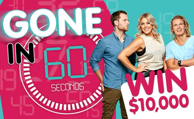 Win $10,000 with Gone In 60 Seconds