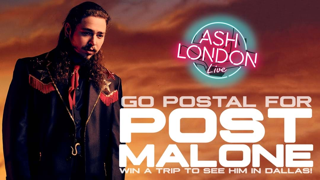 Ash London LIVE - Go Postal for Post Malone