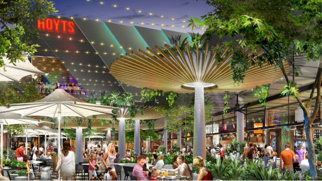 CONFIRMED: Hoyts Cinema At New-Look Stockland Green Hills