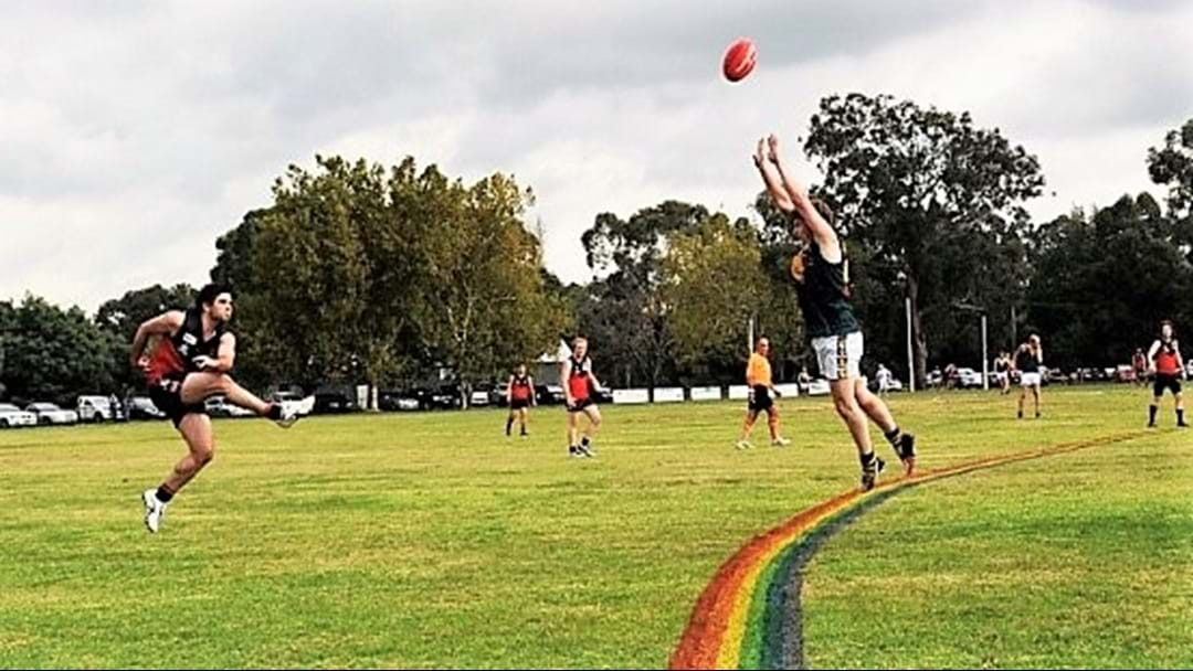 Pride Cup comes to Deakin Reserve this Saturday