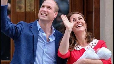 It's A Boy! Kate Middleton Gives Birth To Latest Royal Baby