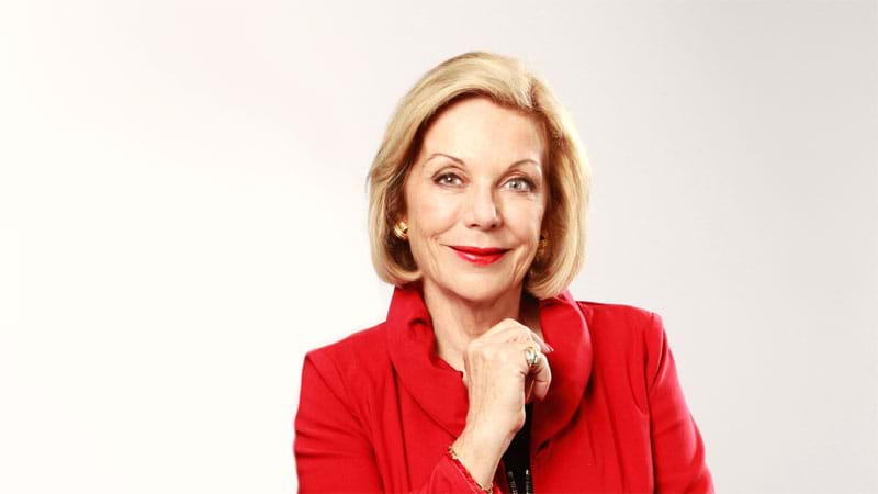 Ita Buttrose steps down from Studio 10
