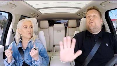 Christina Aguilera Admits JT Crush