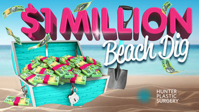 $1MILLION Beach Dig
