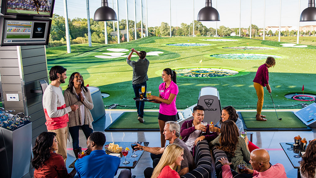 Topgolf Tees Off Hunt For Hundreds Of Staff