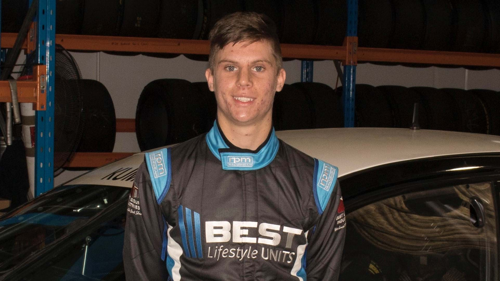 Article heading image for Benalla's Zak Best shines at Winton