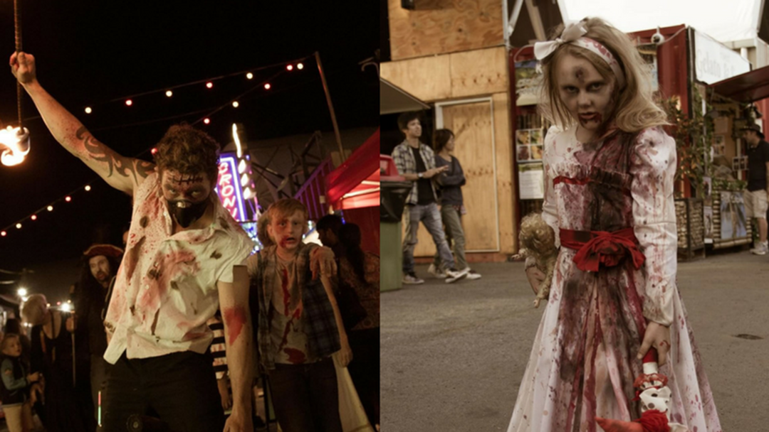 A Scary AF Zombie Walk Is Happening In Helensvale This Weekend