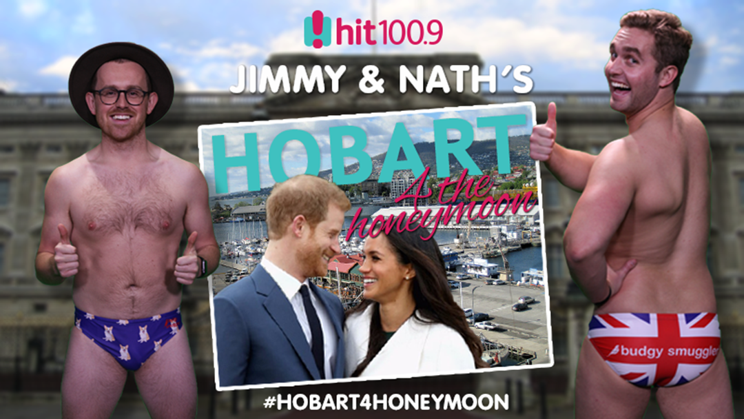 #Hobart4Honeymoon - Get the Royals to Hobart