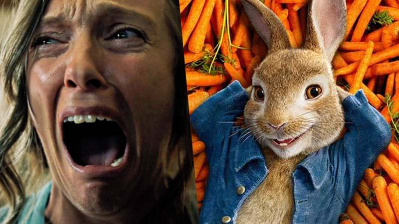 Article heading image for Poor Kiddos: Aussie Cinema Shows Horror Movie Trailer Before 'Peter Rabbit'