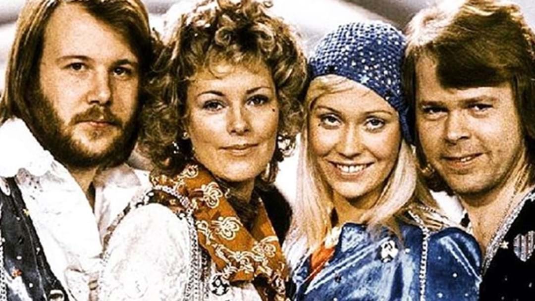ABBA Have Recorded NEW Music For First Time In 35 Years