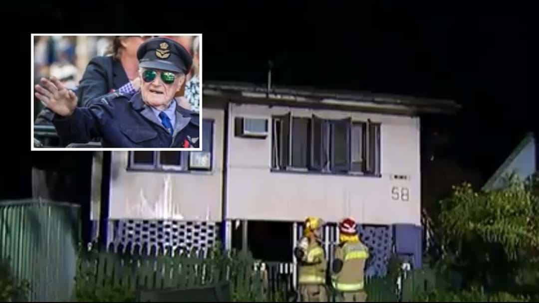 99-year-old Escapes Ferocious House Fire At Salisbury