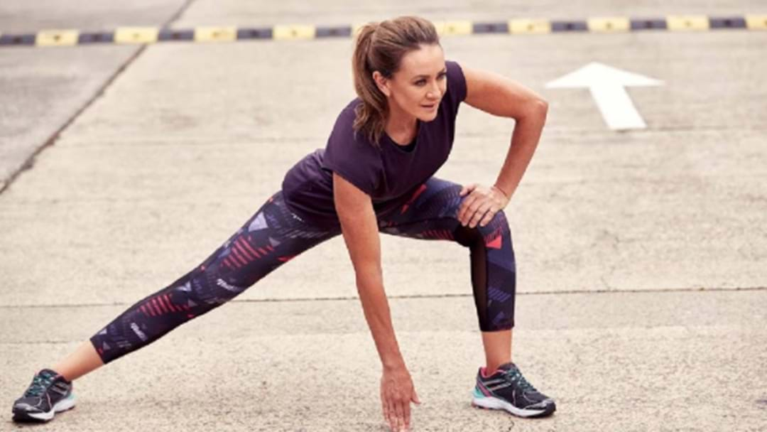 You Can Exercise With Michelle Bridges For Free Tomorrow!