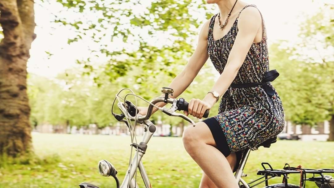Ditch The Car and Get On Your Bike!