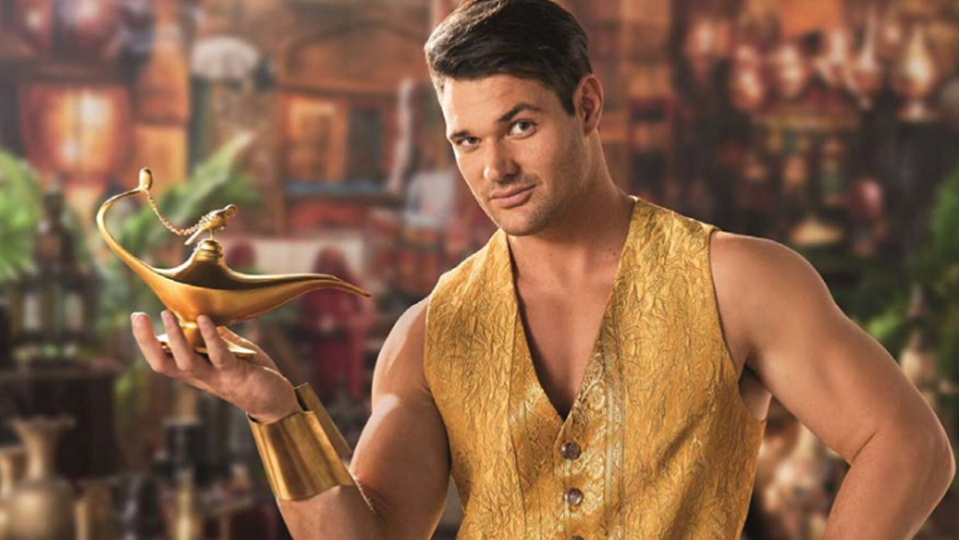 Apollo Lands Sweet Gig As Tim Tam Genie