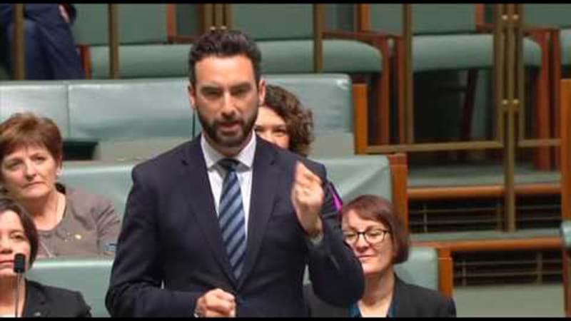 Federal Member for Perth Tim Hammond resigns