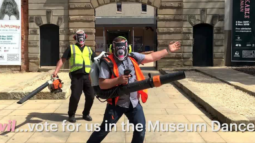 Staff At Tasmanian Museum Have Created A Hilarious Viral Dancing Video