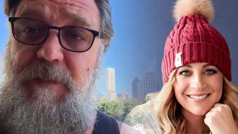 Article heading image for Russell Crowe Wants Us To Buy Beanies 4 Brain Cancer